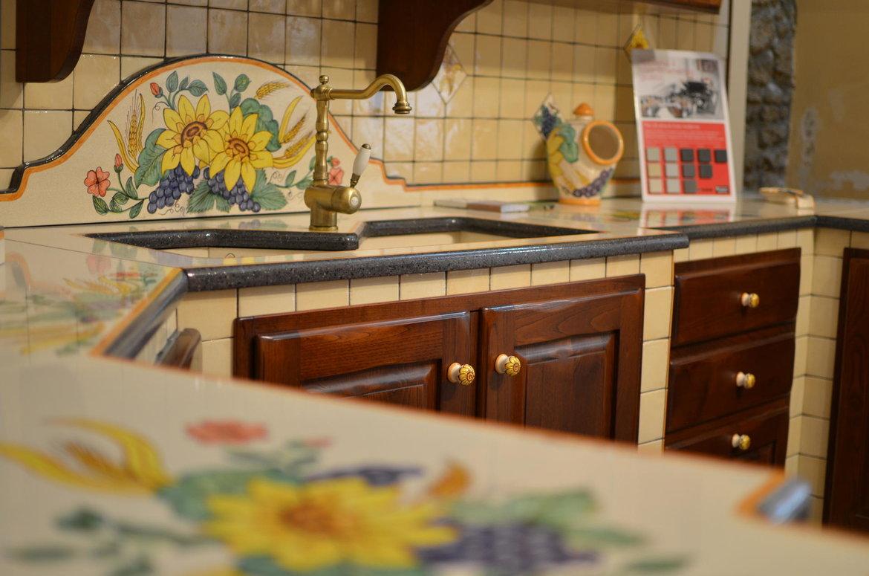 Realizzazione cucine in muratura sicilia