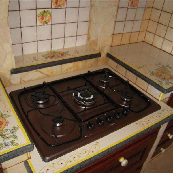 Cucina in Muratura Ragusa | Cu.Ce.Mur - Cucine in muratura ...