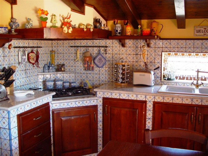Best Piastrelle Decorate Per Cucina In Muratura Photos ...