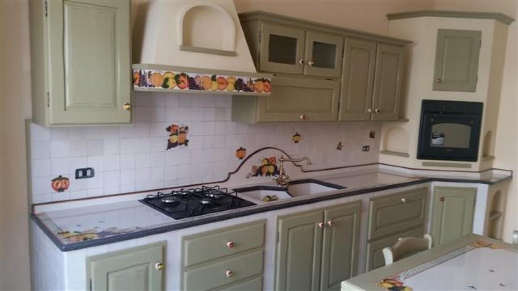 Cucina in muratura ginostra cu ce mur cucine in - Lavelli in pietra per cucina in muratura ...