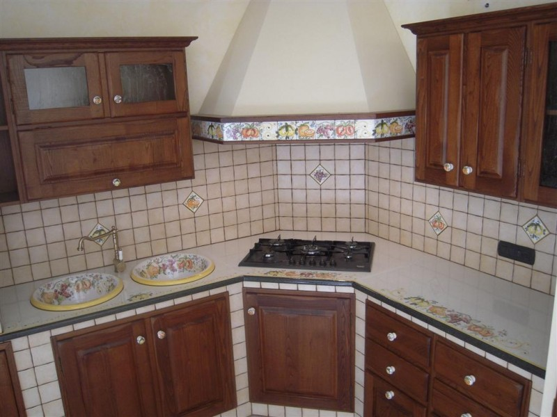 Cucina in Muratura Agrigento | Cu.Ce.Mur - Cucine in muratura ...