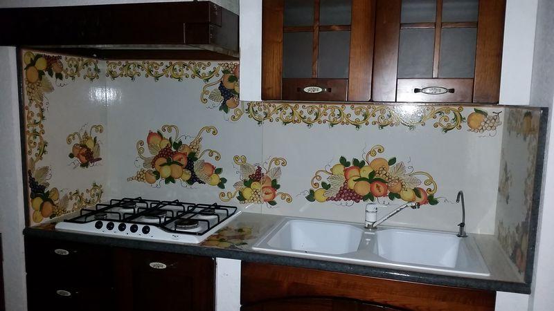 Cucina 4 stagioni cu.ce.mur cucine in muratura prefabbricata