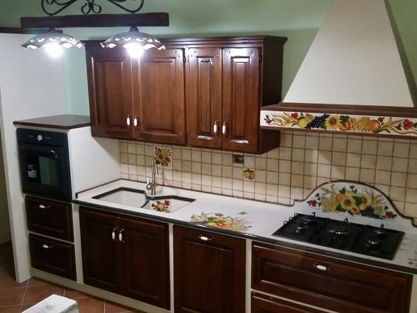 Cucina Frutta | Cu.Ce.Mur - Cucine in muratura prefabbricata - Cu ...