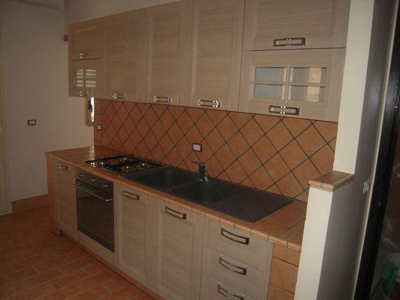 Cucina in cotto cu ce mur cucine in muratura prefabbricata