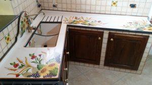 i-decori-delle-cucine-in-muratura-siciliane